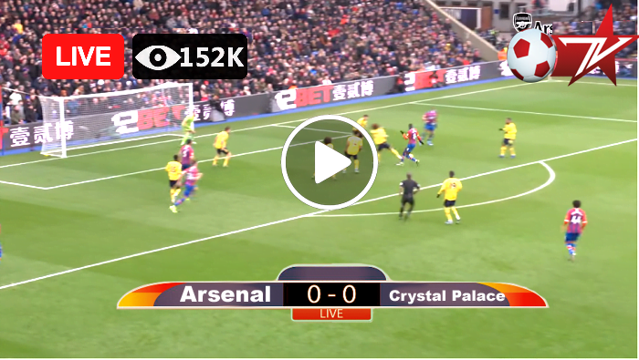 Photo of Arsenal vs Crystal Palace Premier League Live Football Score 14 Jan 2021