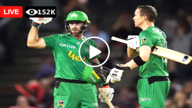 Photo of BBL Melbourne Stars vs Adelaide Strikers, 40th Match – Live Cricket Score,