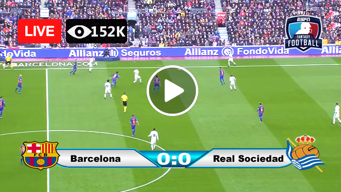 Photo of Barcelona vs Real Sociedad Live Fooball Score 13 Jan 2021