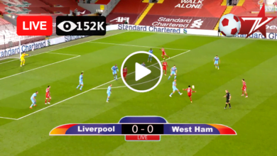 Photo of Liverpool vs West Ham United Premier League Live Football Score 31 Jan 2021