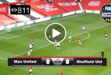 Photo of Manchester Utd vs Sheffield Utd Premier League Live Football Score 27 Jan 2021