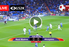 Photo of Real Madrid, vs Alcoyano Copa Live Football Score 20 Jan 2021
