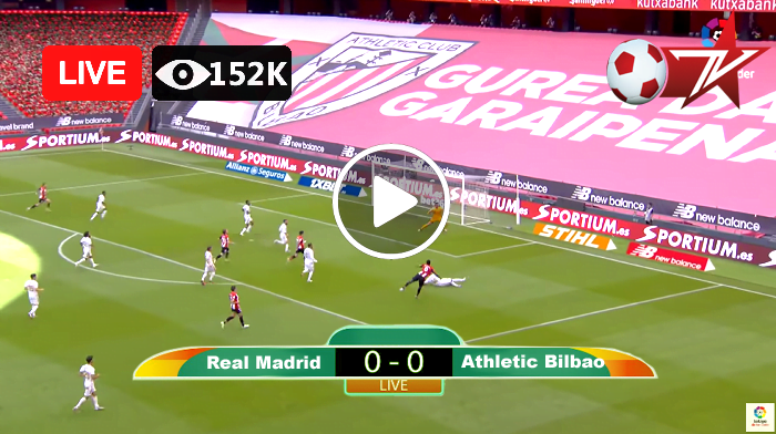 Photo of Real Madrid  vs Athletic Bilbao Live Football Score 14 Jan 2021