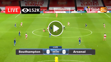 Photo of Southampton  vs Arsenal Live Football Score 23 Jan 2021
