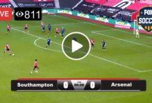 Photo of Southampton vs Arsenal Live Football Score 26 Jan 2021