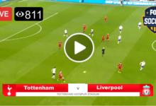 Photo of Tottenham vs Liverpool Premier League Live Football Score 28 Jan 2021