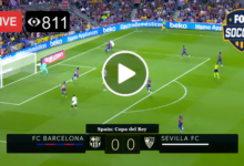 Photo of Barcelona vs Sevilla Copa del Rey Live Football Score 3 March 2021