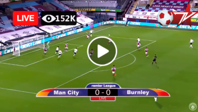 Photo of Manchester City vs Burnley Premier League Live Football Score 3 Feb 2021