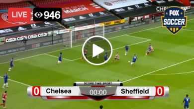 Photo of Chelsea vs Sheffield United Premier League Live Football Score 7 Fab 2021