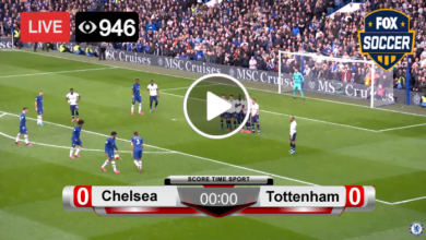 Photo of Chelsea vs Tottenham Premier League Live Football Score 4 Fab 2021