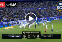 Photo of LaLiga Real Madrid vs Real Valladolid Live Football Score 20 Fab 2021