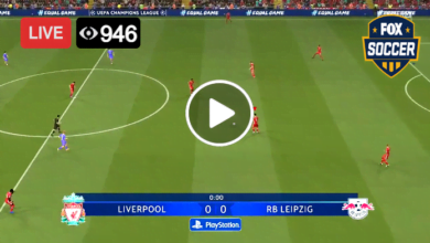 Photo of Liverpool vs RB Leipzig Champions League Live Football Score 16 Feb 2021