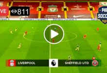 Photo of Liverpool vs Sheffield United Premier League Live Football Score 28 Feb 2021