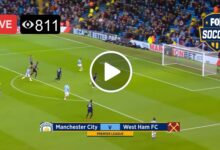 Photo of Manchester City vs West Ham Premier League Live Football Score 27 Feb 2021