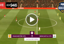 Photo of Manchester Utd vs Newcastle Premier League Live Football Score 21 Feb 2021