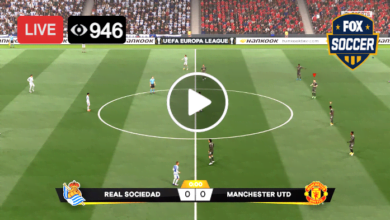 Photo of Manchester United vs Real Sociedad Europa League Live Football Score 18 Feb 2021