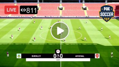 Photo of Arsenal vs Burnley Premier League Live Football Score 6 March 2021