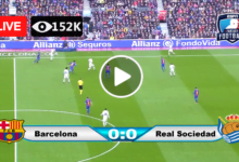 Photo of Barcelona Vs Real Sociedad Live Football Score 21 Mar 2021