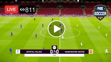 Photo of Crystal Palace vs Manchester Utd Premier League Live Football Score 3 March 2021