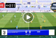 Photo of Juventus vs Lazio Serie A Live Football Score 6 March 2021