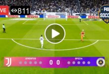 Photo of Juventus vs Spezia Serie A LIVE Football Score 2 March 2021
