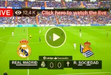 Photo of LaLiga Real Madrid Vs Real Sociedad LIVE Football Score 1 March 2021
