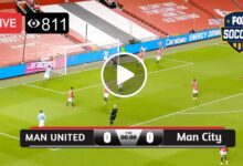 Photo of Manchester United vs Manchester City Premier League Live Football Score 7 March 2021