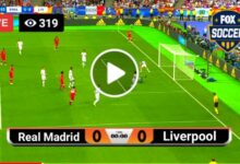 Photo of Liverpool vs Real Madrid – LIVE Football Score 14 April 2021