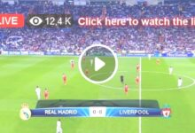 Photo of Liverpool Vs Real Madrid LIVE Football Score 6 April 2021