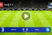 Photo of Juventus vs Napoli Italy Serie A LIVE Football Score 7 April 2021