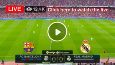 Photo of Real Madrid vs Barcelona – LIVE Reddit Soccer 10 April 2021
