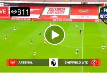 Photo of Arsenal vs Sheffield United LIVE Football Score 11