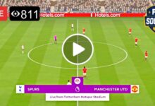 Photo of Tottenham vs Manchester United LIVE Football Score 11 April 2021