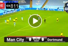 Photo of Manchester City vs Dortmund Champions League Live Football Score 14 April 2021