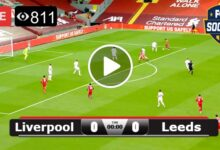 Photo of Liverpool vs Leeds LIVE Football Score 19 April 2021