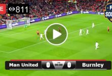 Photo of Manchester United vs Burnley LIVE Football Score 18 April 2021